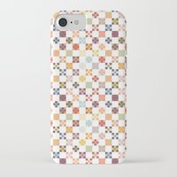 quilt iPhone & iPod Cases featuring Quilt by Anh-Valérie