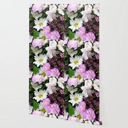 Birthday Flowers 2 Wallpaper