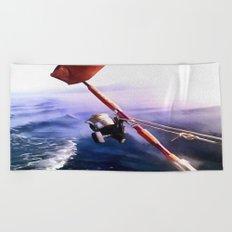 It's Reel - Gone Fishing Beach Towel
