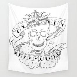 #Girls Wall Tapestry