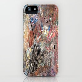 Uncommon Valor iPhone Case