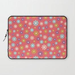Butterfly Garden - Daisies Laptop Sleeve