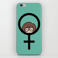 daria iPhone & iPod Skins featuring Daria by Marianna