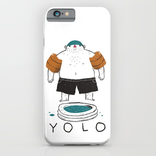 yolo iPhone & iPod Case