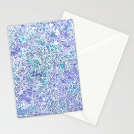 Cool Color Menagerie Stationery Cards