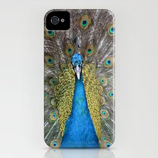 Peacock Slim Case iPhone (4, 4s)