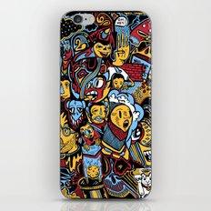 Doodle50 iPhone & iPod Skin