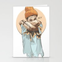swag Stationery Cards featuring Swag boy by ArDem