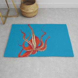 Stitches: Octopus Rug