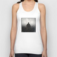 shadow Tank Tops featuring Shadow by Dave Houldershaw