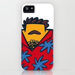 Hawaiian iPhone Case