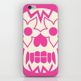 FEEDING GROUND Sugar Skull iPhone Skin