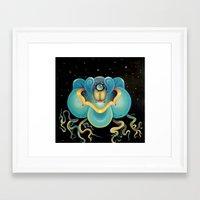 evolution Framed Art Prints featuring Evolution by ArabellaProffer