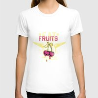 fruits T-shirts featuring Fruits by Tshirt-Factory