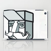 the dude iPad Cases featuring DUDE by Serhiy FE