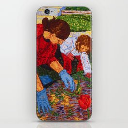 Tending the Garden iPhone Skin