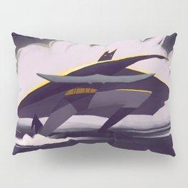 The Darth Knight Pillow Sham
