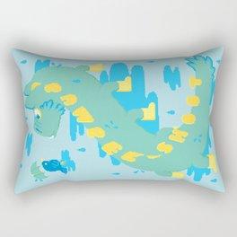 Bumberdragon Rectangular Pillow