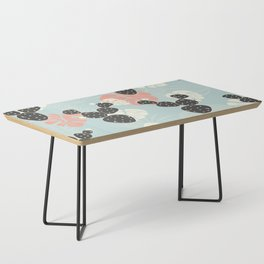 Tropical pattern 052 Coffee Table