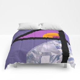 Diamond Four Comforters