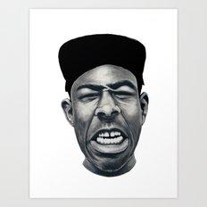 IFHY (Tyler the creator) Art Print