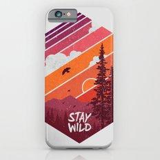 Stay Wild iPhone 6s Slim Case