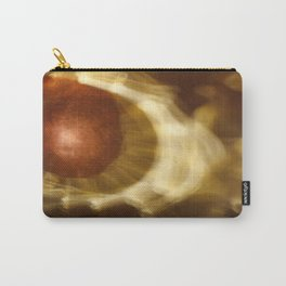 Abstract light reflections Carry-All Pouch