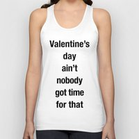 valentines Tank Tops featuring Valentines by loveme