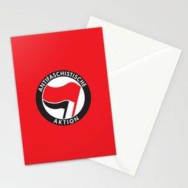 Antifaschistische Aktion Stationery Cards