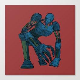 ROBOTO #2 Canvas Print