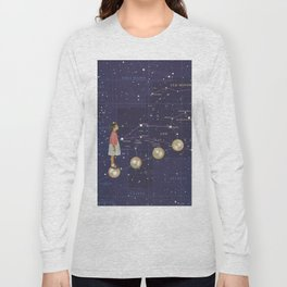 Journey to discovering you Long Sleeve T-shirt