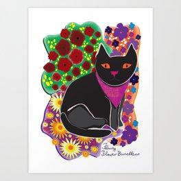 Felicity Flower-Bunchkins Art Print
