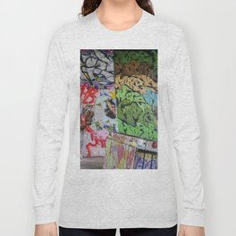 Graffiti Art Long Sleeve T-shirt