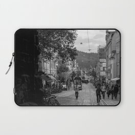 Streets of Freiburg Laptop Sleeve