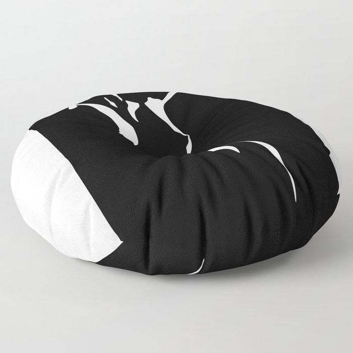 Nude Shadow Floor Pillow