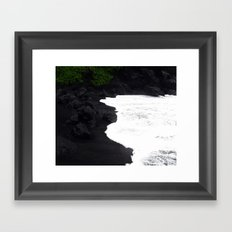 Un-edited Framed Art Print