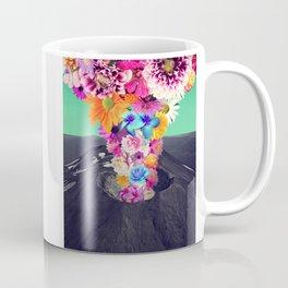 Volcano flower Coffee Mug