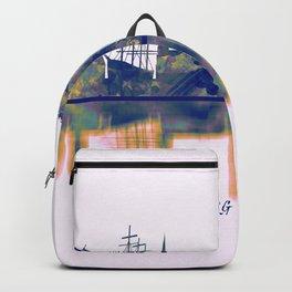 Gothenburg Skyline Backpack