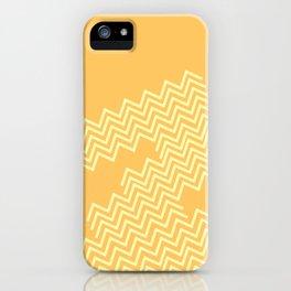 Desert Groove iPhone Case