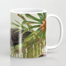 Toco Toucan vintage illustration. Coffee Mug