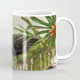 Toco Toucan vintage illustration. Coffee Mug