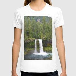 Koosah Falls Oregon T-shirt