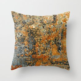 Rust 300 Throw Pillow