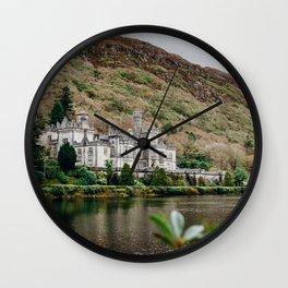 Kylemore Abbey Wall Clock