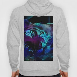 Blacklight Tiger Dreams Hoody