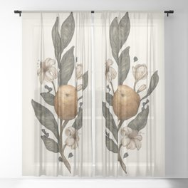 Clementine Sheer Curtain
