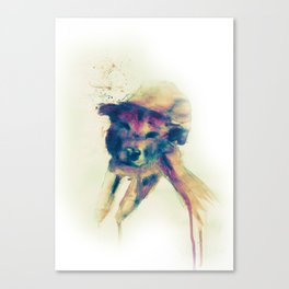 SiberianHusky Canvas Print