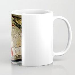 Millenium Falcon Body Coffee Mug