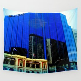 Reflections - Adelaide CBD Wall Tapestry