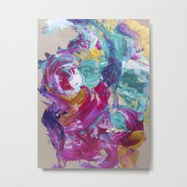 Abstract painting 5 Metal Print